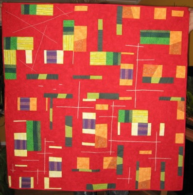 Mystery 2009 Patchwork Professional