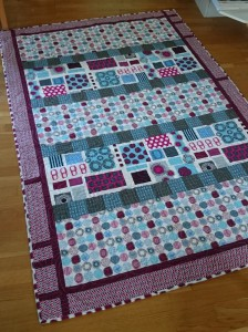 Punch Quilt